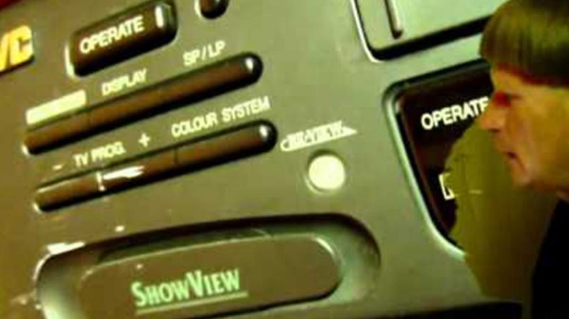 BEAK> TV Takeover / My VCR collection VHS recorder