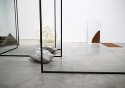 """Alicja Kwade """"I Rise Again, Changed But The Same"""" at 303 Gallery,..."""