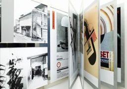 """Moholy-Nagy """"Future Present"""" exhibition at Guggenheim Museum, New York"""