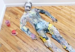 """""""Memory Room"""" Curated by Andrew Ross at Outpost Artists Resources, New York"""