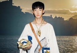 Loewe Men's S/S 2017 presentation at Maison de la Chine, Paris