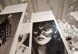 "Karl Lagerfeld ""Visions of Fashion"" exhibition opening at Palazzo Pitti, Florence"