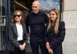 Repossi Place Vendome Flagship Store opening designed by OMA/Rem Koolhaas at 6...