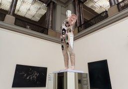 """David Altmejd """"Giants"""" exhibition at Royal Museums of Fine Arts of Belgium,..."""