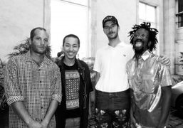 """Eric Mack and Torey Thornton """"Extensions Made To Trouble Transformation"""" Exhibition at..."""