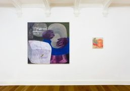"""Ginny Casey """"Play Things"""" at Half Gallery, New York"""