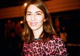 Sofia Coppola at the Marc Jacobs S/S 2017 show at Hammerstein Ballroom,...