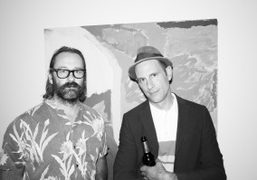 """Chris Johanson """"Imperfect Reality with Figures and Challenging Abstraction"""" at The Conversation,..."""