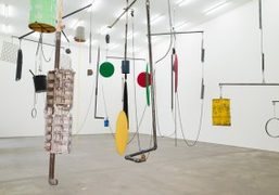 """Sterling Ruby """"The Jungle"""" at Sprueth Magers, Berlin"""