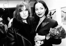 "Elizabeth De La Piedra ""Rashida"" Exhibition presented by ASOS Supports Talent opening..."