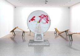 """Anna-Sophie Berger """"Places to fight and to make up"""" at Mumok, Vienna"""