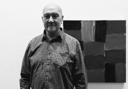 "Sean Scully ""Metal"" Exhibition at Galerie Lelong, Paris"