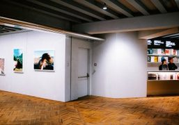 """""""Give Me Yesterday"""" a group exhibition at the Osservatorio, the Fondazione Prada's..."""