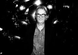 The fashion designer Paul Smith at the special launch of his PS...