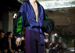Cottweiler Men's F/W 2017 show, London
