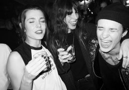 Agathe Mougin's birthday party at Le Montana, Paris