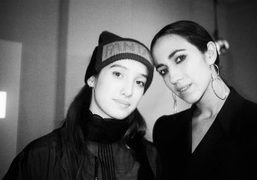 """Delfina Delettrez x Matchesfashion.com """"LOVE"""" collection launch party at Roll & Hill,..."""