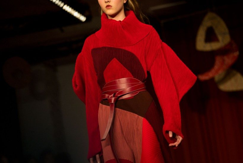 Roksanda F/W 2017 show at Surrey Street, London