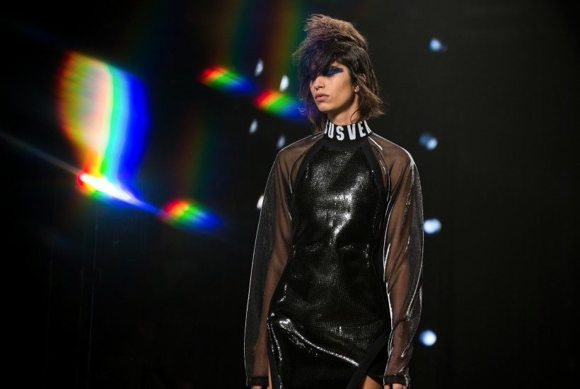 Versus Versace F/W 2017 show at Olympia, London