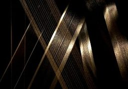 """Lygia Pape """"Ttéia"""" installation during """"A Multitude of Forms"""" exhibition at The..."""