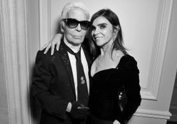 CR Fashion Book Issue 10 launch at Hotel Georges V, Paris