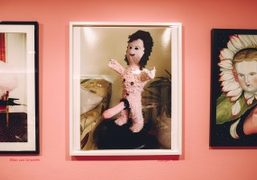"""Pink"" a group exhibition edited and curated by Luis Venegas at Colette,..."
