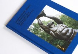 """A preview of Ari Marcopoulos' """"Stone Mountain, Georgia"""" new book edited by..."""
