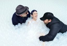 """The Beach"" Colette's 20th birthday with Snarkitecture at Musée des Arts Décoratifs,..."