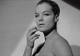 """The Inferno"" (clip 5) never-before-seen screen tests starring Romy Schneider"