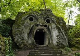 """""""Bomarzo"""" Opera byAlberto Ginastera performed for the first time in Spain at..."""