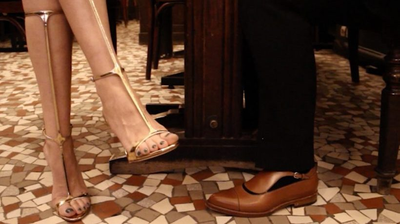 The Talk Shoe Ep. 02 featuring Anne Berest