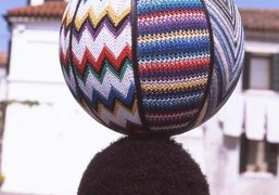 A exclusive Missoni & Pigalle collaborative basketball-inspired collection story shot on the...