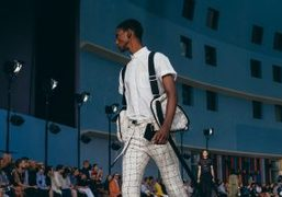 Sacai Men's S/S 2018 Show at la Cité de la Musique, Paris