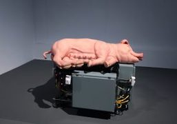 Overview of Sarah Sze, Christian Marclay and Paul McCarthy exhibitions at Copenhagen...