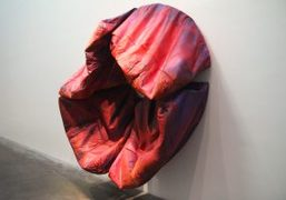 """Kaari Upson """"Good Thing You Are Not Alone"""" exhibition at New Museum,..."""