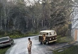 """Gregory Crewdson """"Cathedral of the Pines"""" exhibition at The Photographers' Gallery, London"""