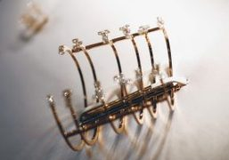 Repossi new Studio collection at the Two Works High Jewerly presentation at...
