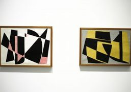 """Lygia Pape """"A Multitude of Forms"""" exhibition at The Metropolitan Museum of..."""