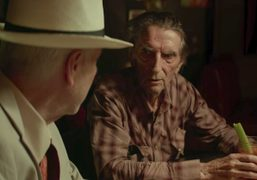 Lucky (trailer) starring Harry Dean Stanton and David Lynch
