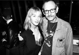 Purple 25th Anniversary dinner with Zadig & Voltaire at the Top of...
