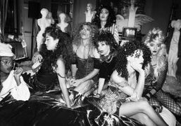 """Fiorucci """"The Resurection"""" party presented by Theo Adams Company at L'Escargot, London"""