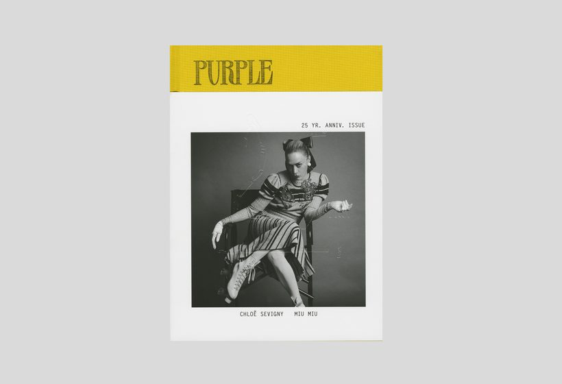 Purple 25YRS Anniv. issue 28