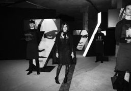"""""""Widow Series""""curated by Carine Roitfeld at Islington Green, London"""