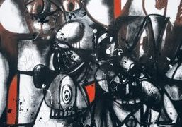 "George Condo ""Life is Worth Living"" solo exhibition at Almine Rech Gallery,..."
