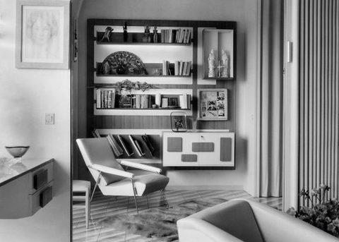 Gio Ponti Furniture Re-Edition Molteni&C