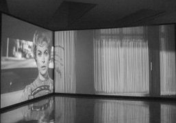 """Douglas Gordon """"back and forth and forth and back"""" exhibition at Gagosian,..."""