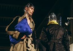 John Galliano First Men's Collection for Maison Margiela F/W 2018, Paris