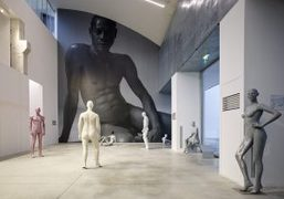 "Telfar ""Nude"" exhibition at Spazio Maiocchi, Milan"