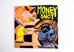 "Judith Bernstein ""Money Shot"" exhibition at Paul Kasmin Gallery, New York"