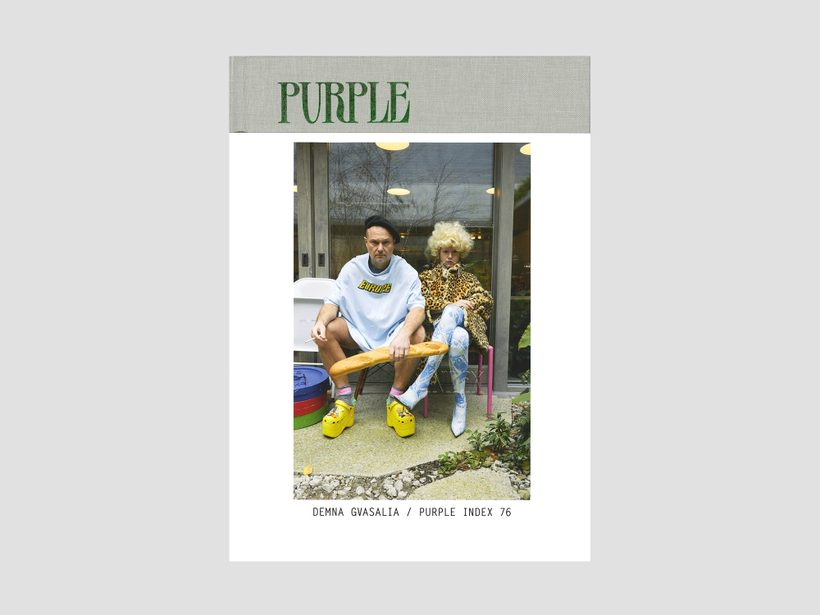 Purple 76 Index issue 29
